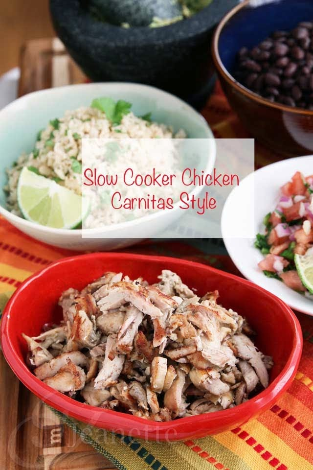 Slow Cooker from Scratch®: Top 20 Slow Cooker Chicken Dinners from ...