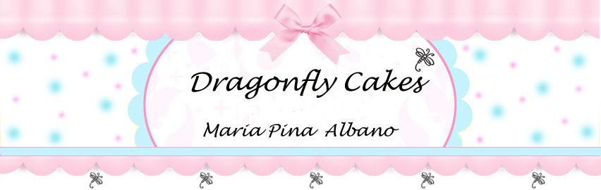 Dragonfly Cakes - Maria Pina Albano