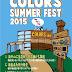 """COLORS SUMMER FEST 2015"" イベント開催のお知らせ!!"
