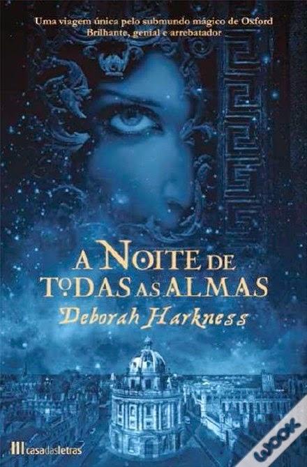 Deborah Harkness_A noite de todas as almas_