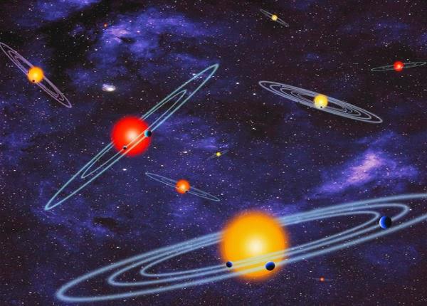 sistem multi planet, planet baru, planet mirip bumi