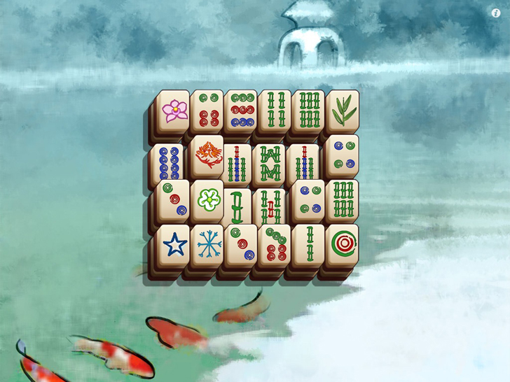 Mahjong Elements Free App Game By FDG Entertainment