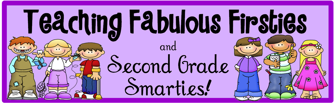 ♥Teaching Fabulous Firsties and 2nd Grade Smarties!♥