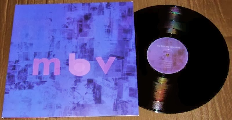 And This, My Friends, Is The Finest Vinyl Of 2013: 01. My Bloody Valentine    Mbv