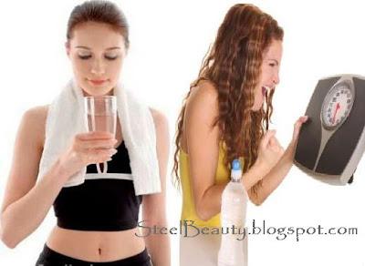 الماء ماله وما عليه فى تخسيس وزيادة الوزن