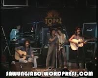 Launching SWAMI - Iwan Fals - di Topaz Music Lounge, Jakarta 8 Februari 1990