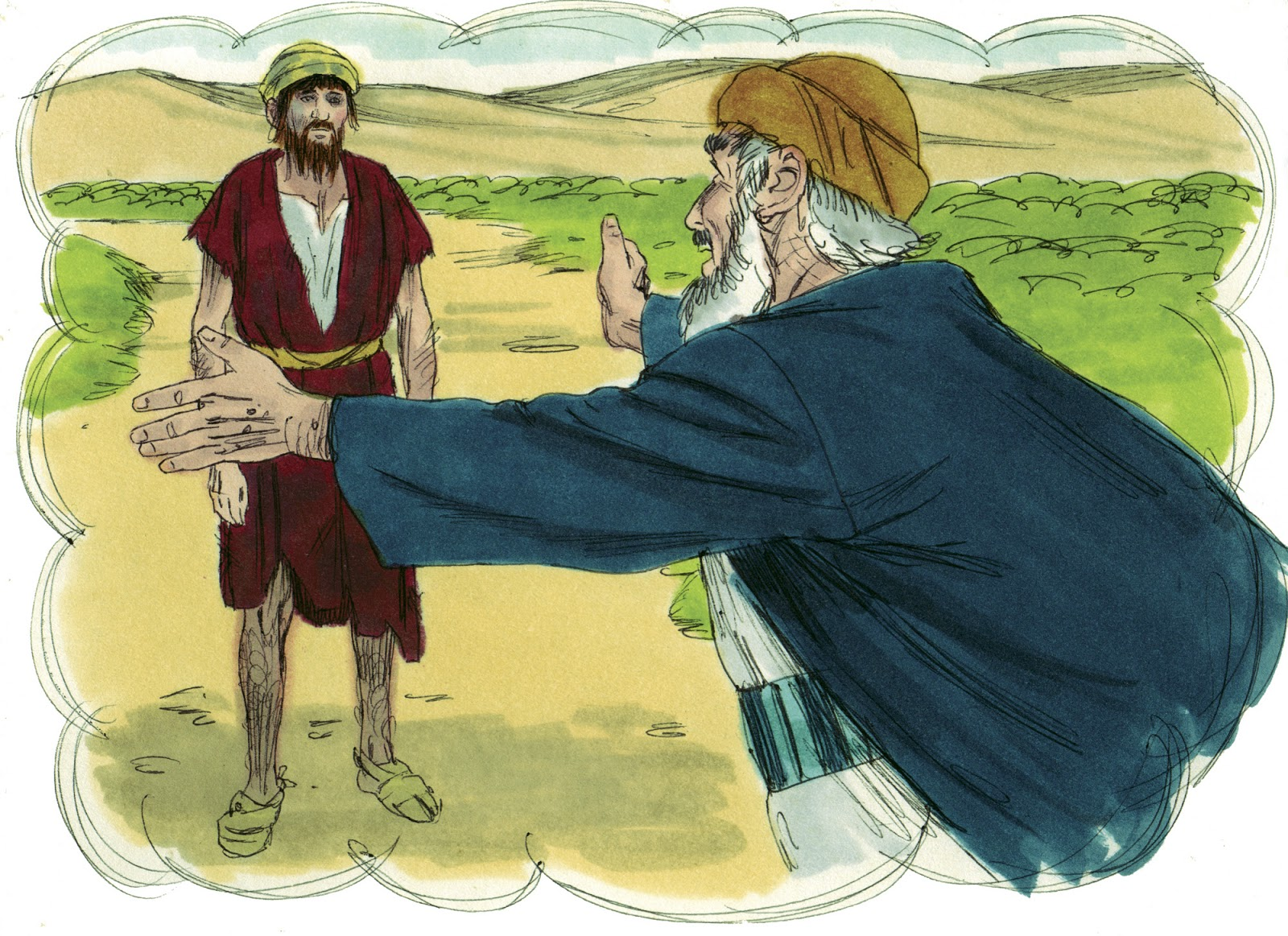 Bible Fun For Kids: Parable of the Prodigal Son
