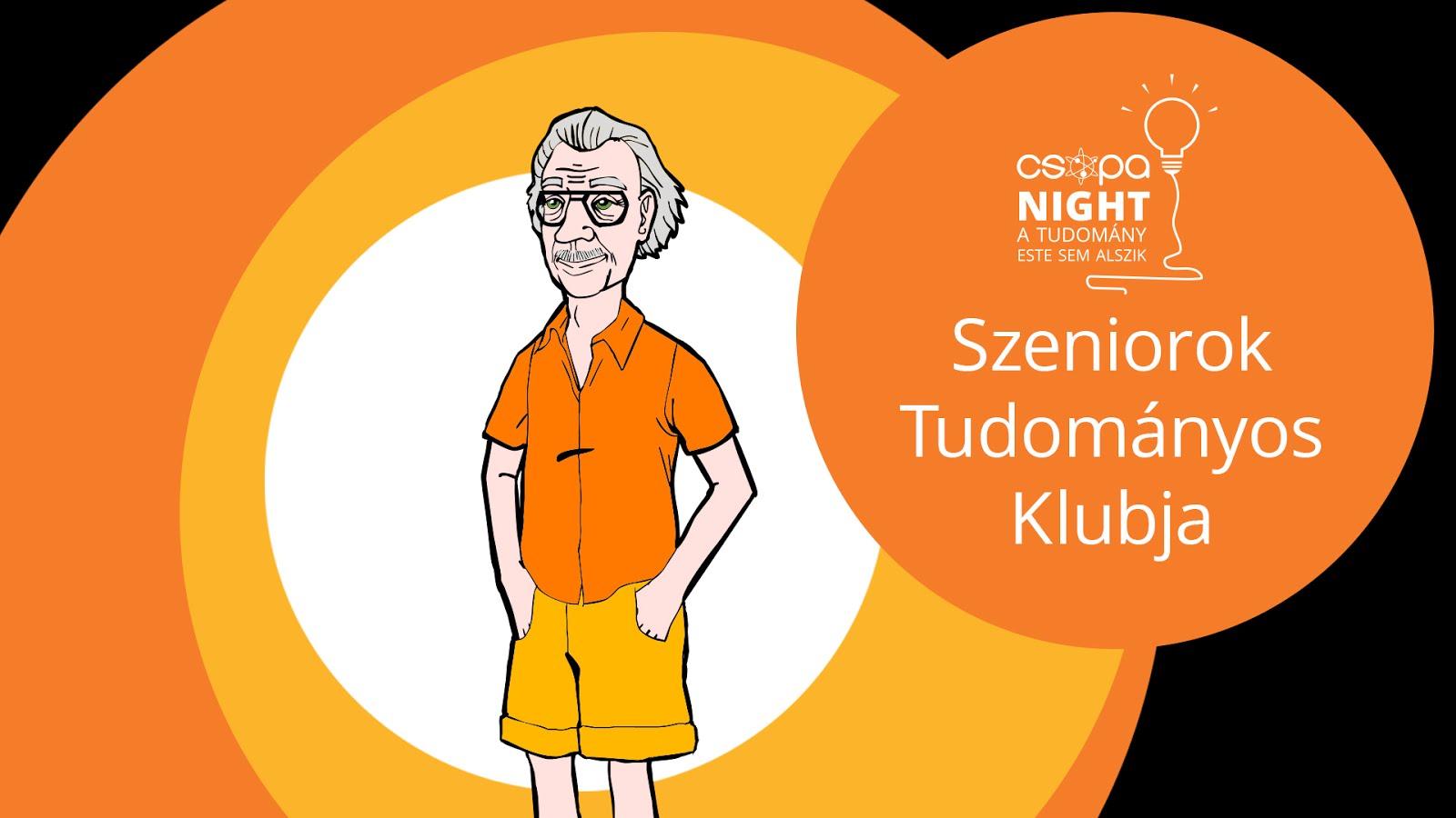 Csopa SzTK - Szeniorok Tudományos Klubja