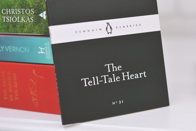 The Tell-Tale Heart Edgar Poe