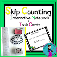2nd & 3rd Grade Skip Counting & Multiplication