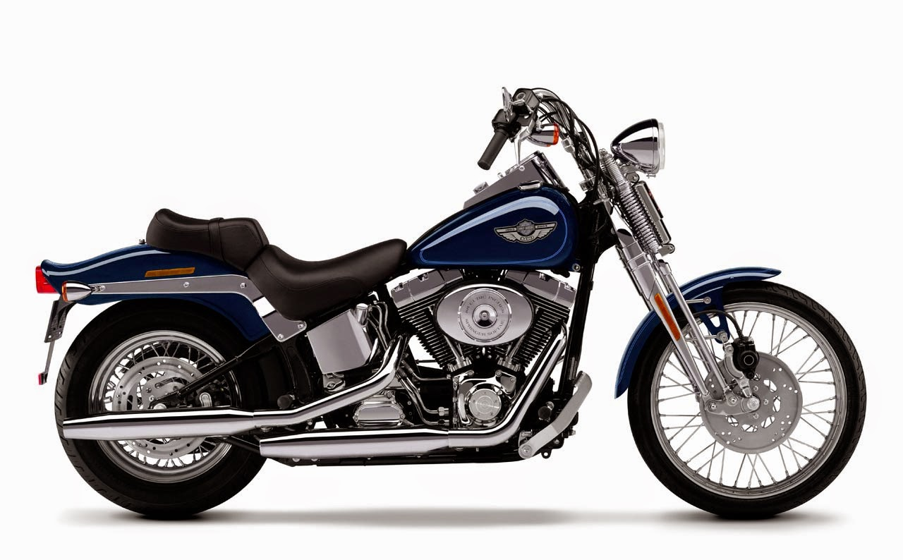 Harley-Davidson Softail Workshop Service Repair Manual 2003 with Electrical  Diagnostics