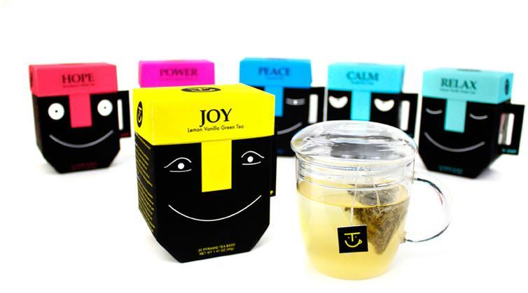15 clever tea packaging and unusual tea packaging designs