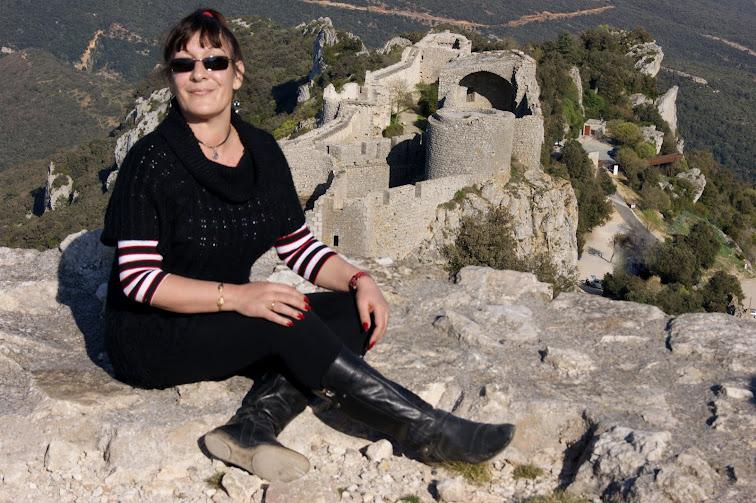Castillo de Peyrepertuse (País Cátaro)