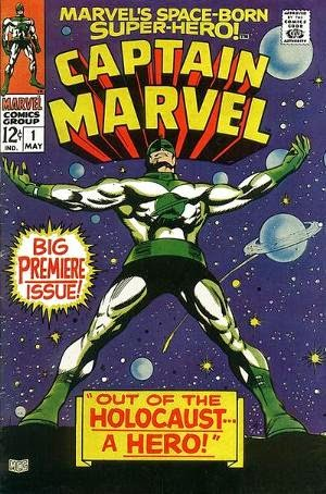 http://www.totalcomicmayhem.com/2014/08/captain-marvel-key-comic-issues-part-one.html