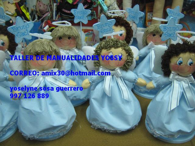 Bautizo Decoracion Manualidades ~ En el TALLER DE MANUALIDADES YOSSY, le elaboramos la decoraci?n unica
