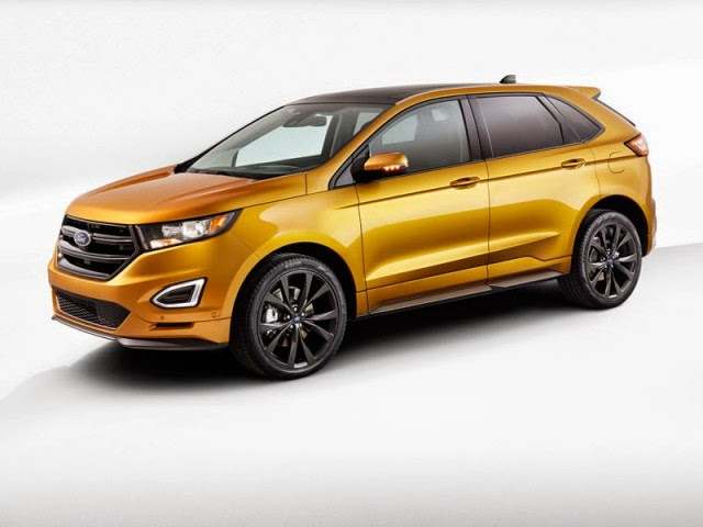 2015 ford edge european suv top auto review. Black Bedroom Furniture Sets. Home Design Ideas