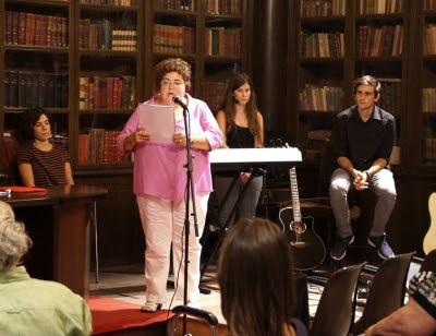 Marta Pérez i Sierra - Premi de Poesia Josep Fàbregas i Capell