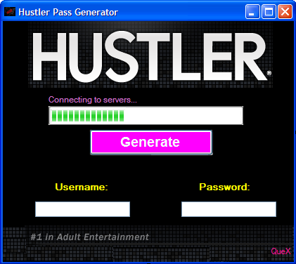 Hustler passwords cracks
