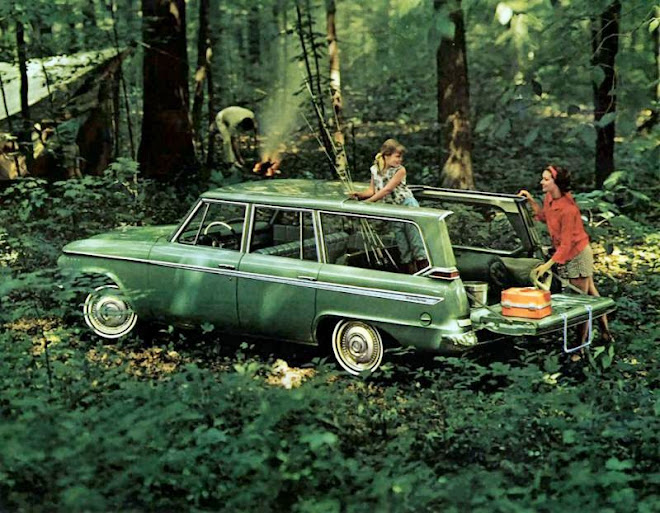 Studebaker Camping C1963