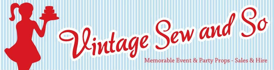 Vintage Sew and So by Kerri Anastasia