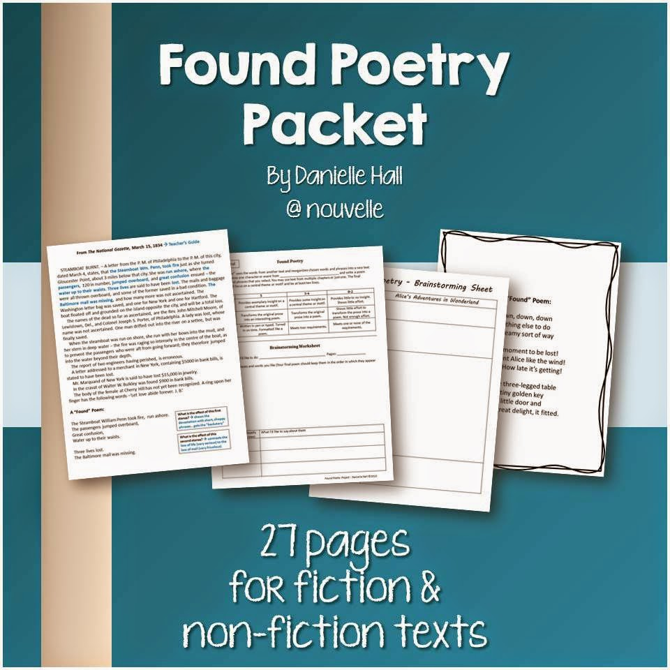 Found Poetry Packet (link)