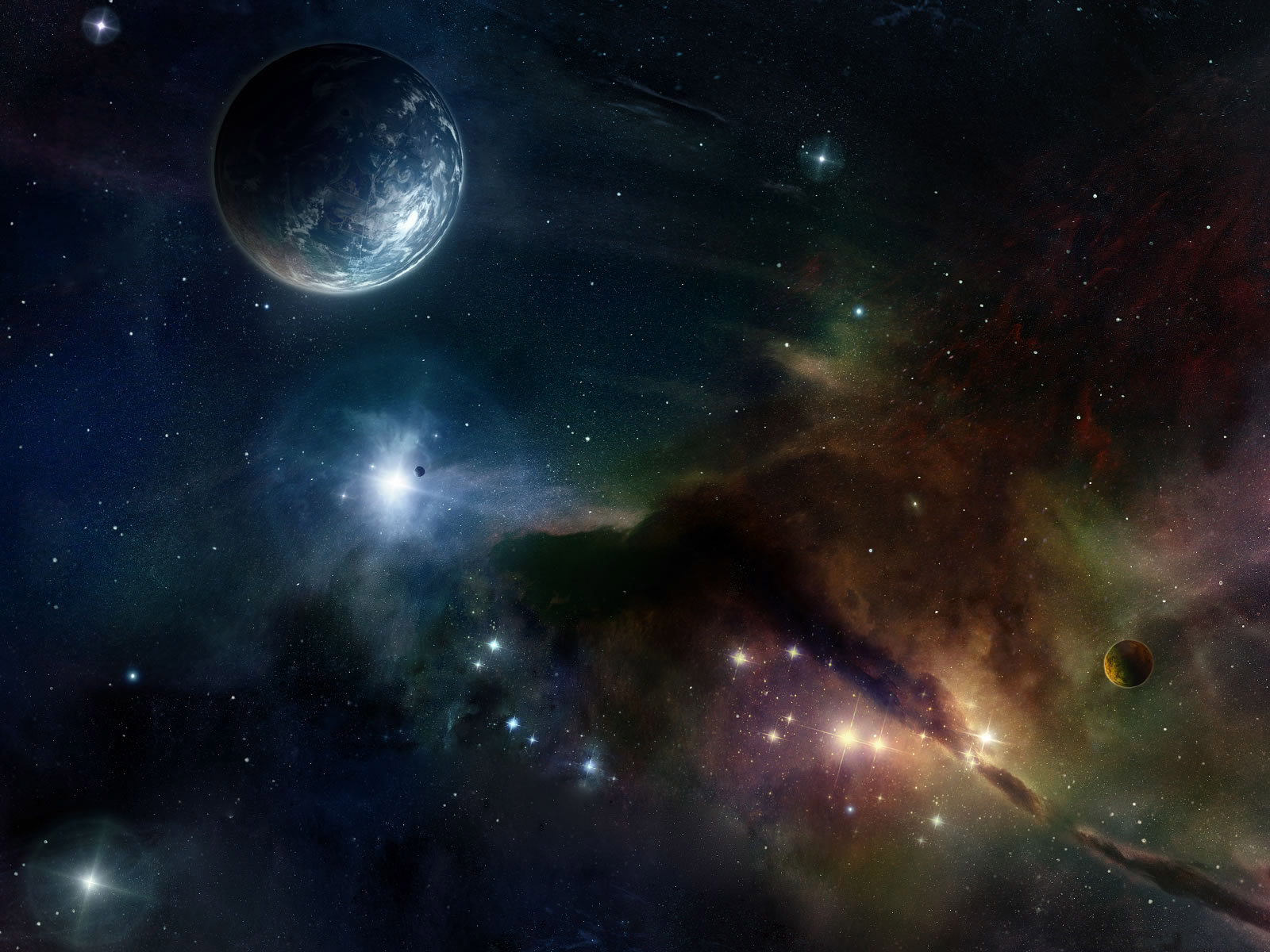 tracy gibson space art hd