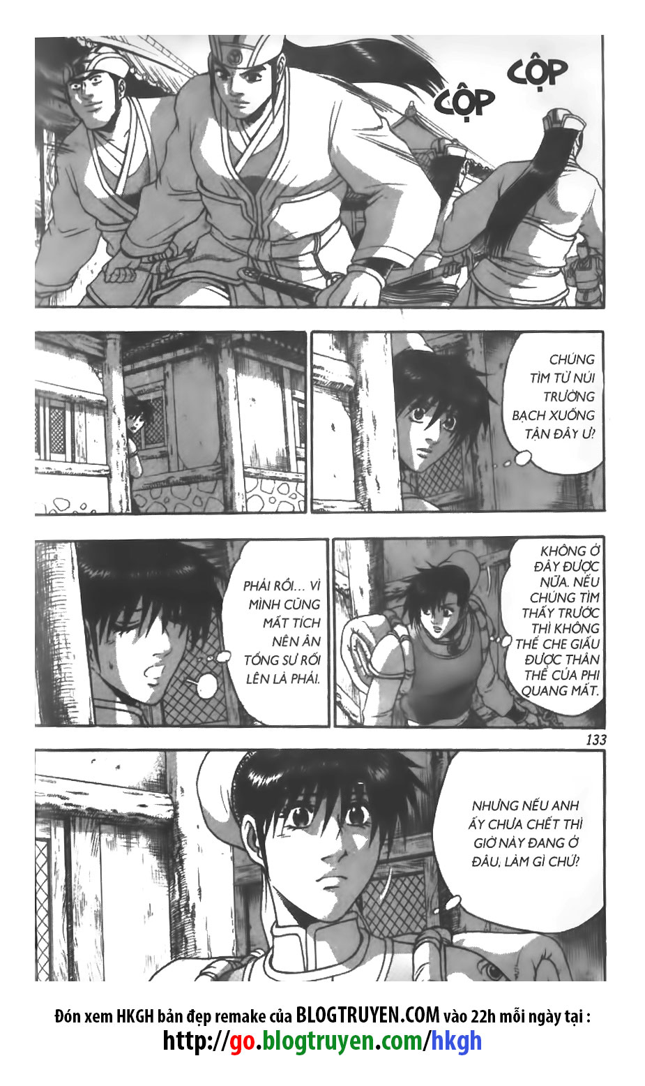 Hiệp Khách Giang Hồ chap 276 Trang 16 - Mangak.info