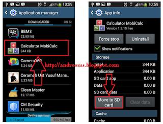 Cara Memindahkan Aplikasi Android ke SD Card