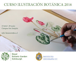 I. Botánica en la UC 2016