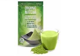 Prueba el té verde Matcha bio