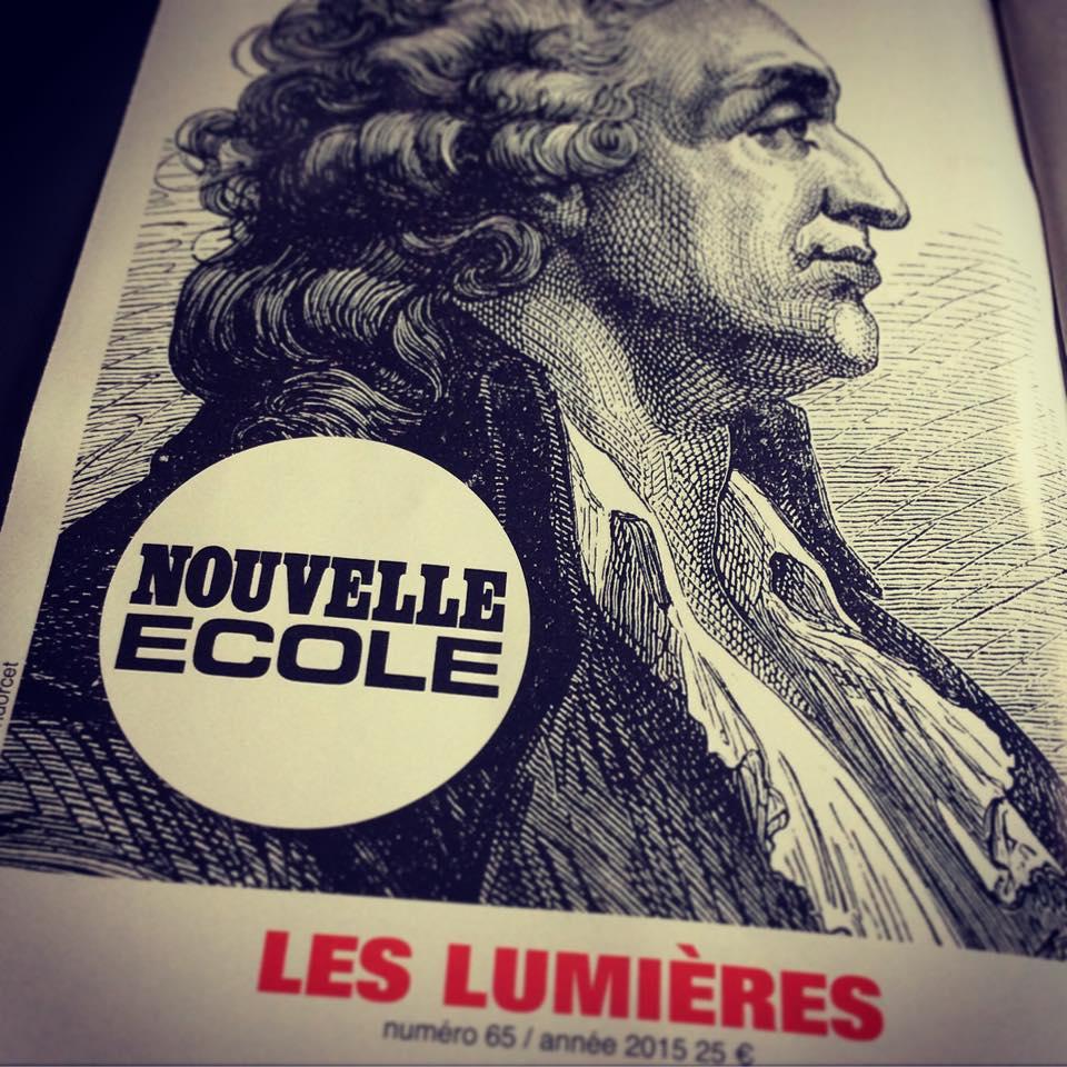 """En savoir plus sur Nouvelle Ecole n°65 """"Les Lumières"""""""