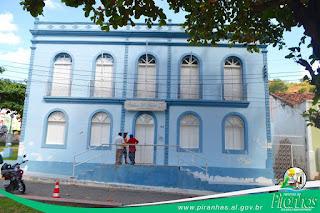 Prefeitura de Piranhas fecha as portas em protesto da queda do  FPM