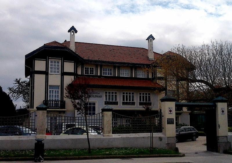 Hotel Escuela las Carolinas en Santander