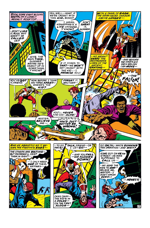 Captain America (1968) Issue #149 #63 - English 18