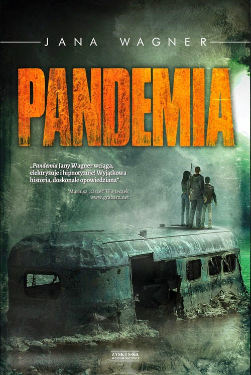 Pandemia. Jana Wagner (recenzja)