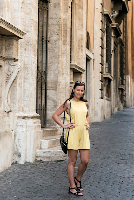 How to Dress in Rome During Summer