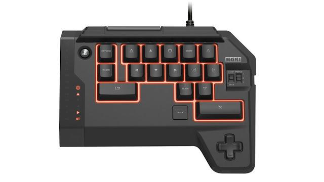 Um mouse e teclado projetado para o seu PlayStation 4