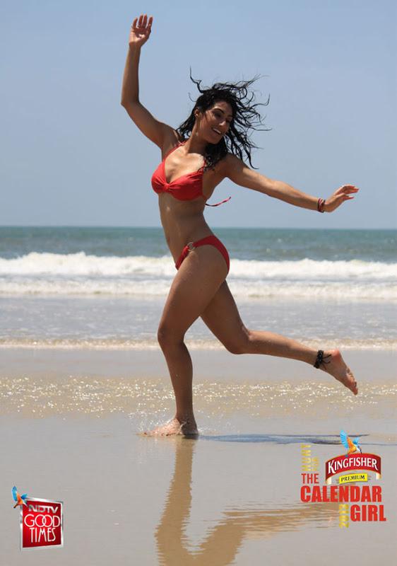 Hot Calendar Girls 2013 indianudesi.com