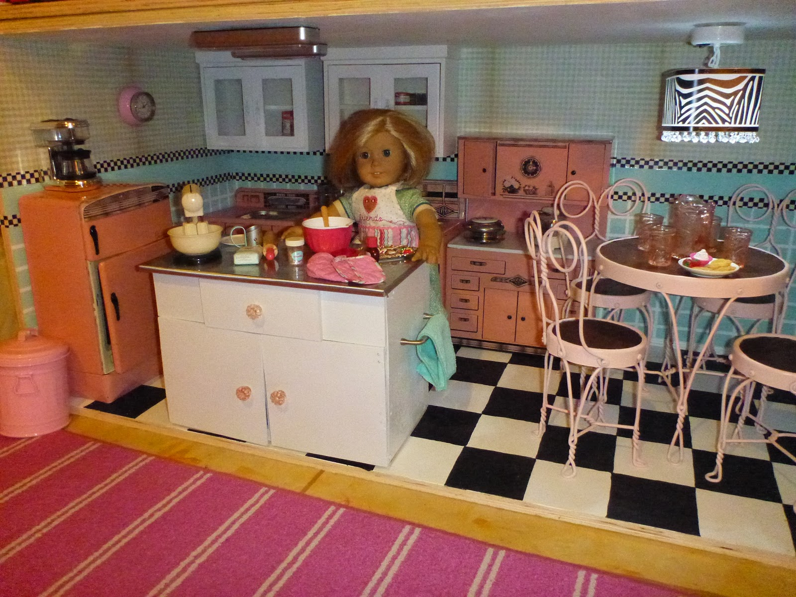 carrie u0027s inspiration american doll house