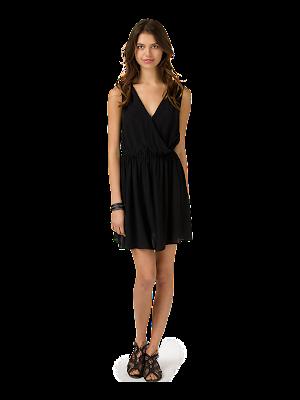 m5 C81 30659 CAVIAR FRONT 7 4 - �ifon Elbise ve Bluz Modelleri 2012
