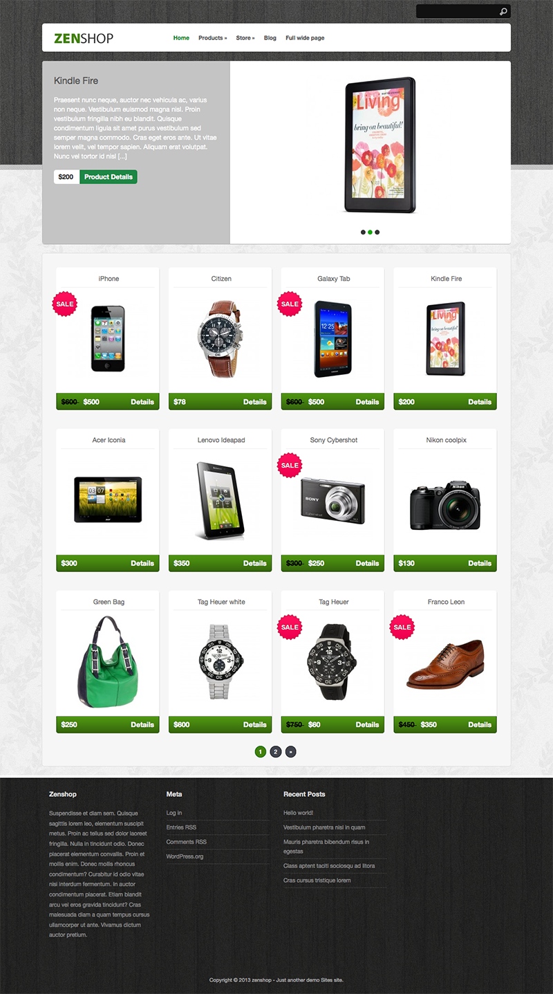 thesis theme wp e-commerce Get 1 thesis wordpress theme all created by our  layers wp 1 wp e- commerce 1  realarea - wordpress realestate theme tags: mls.