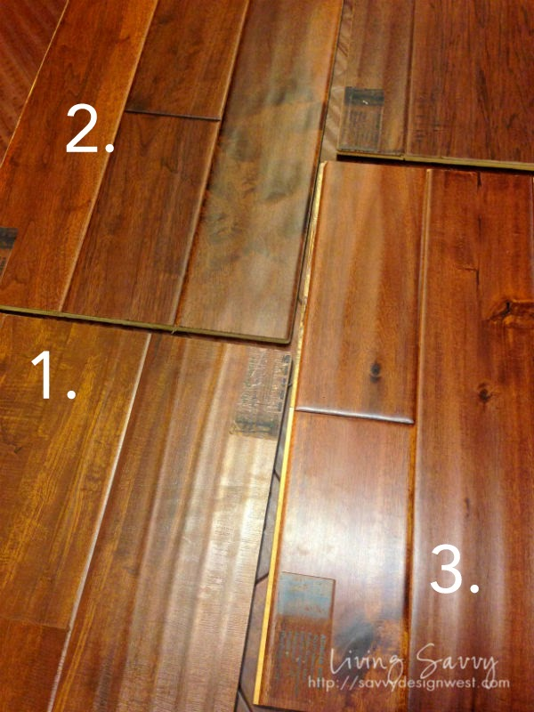 living savvy my house engineered vs laminate flooring