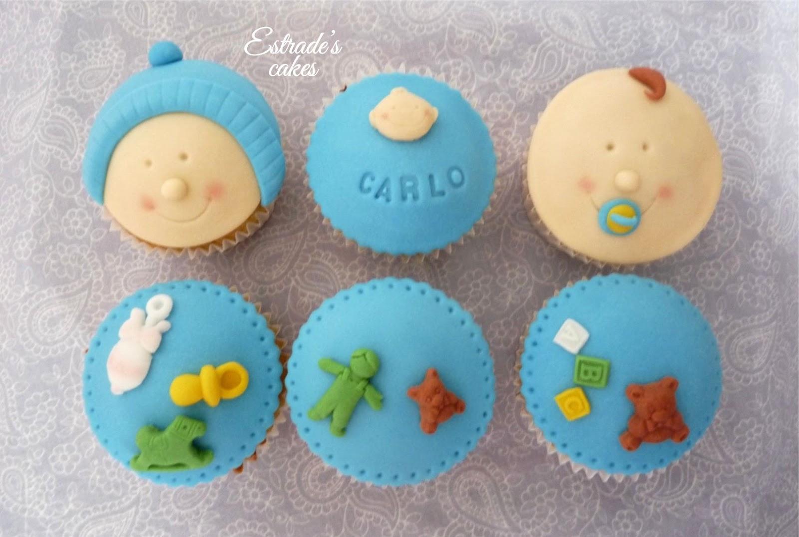 cupcakes para bebe 4