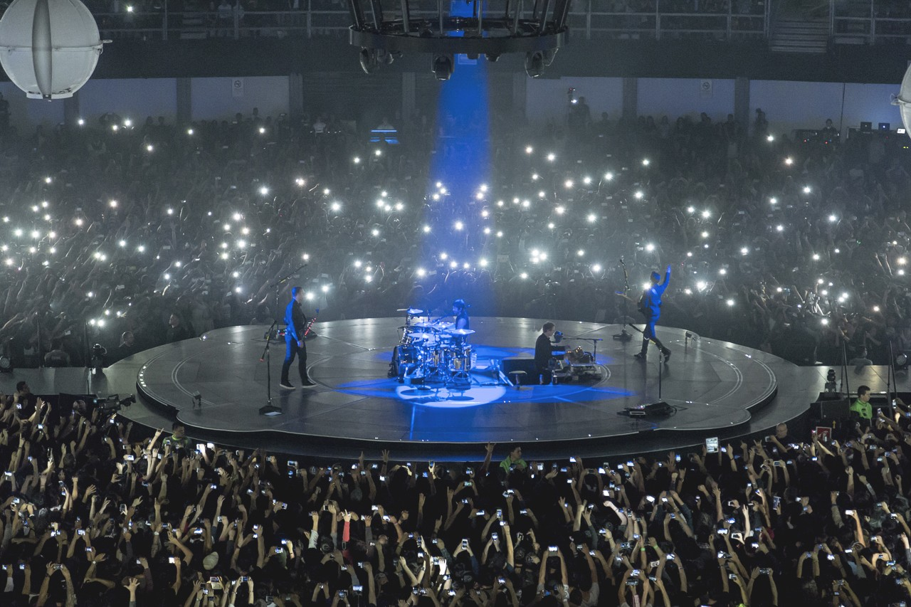 Muse Photos Muse 17 November 2015 Palacio De Los