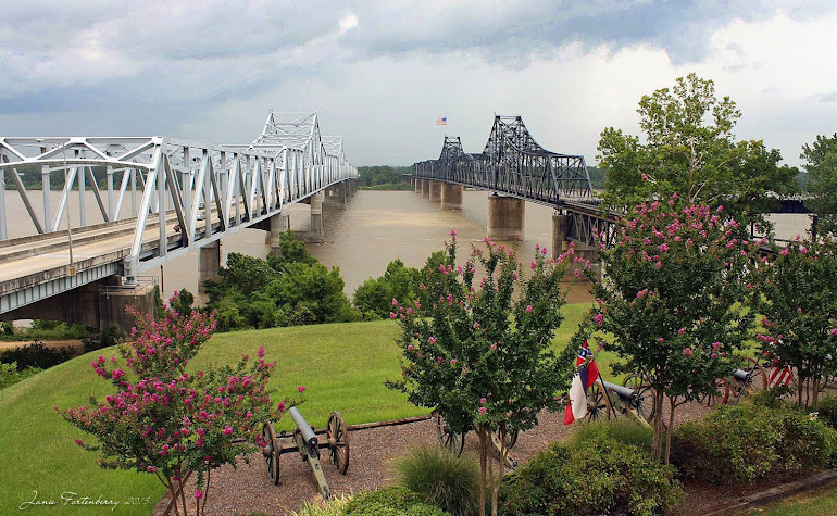 """The Bridges"" -- Vicksburg, Mississippi"