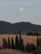 Tuscan Moonrise