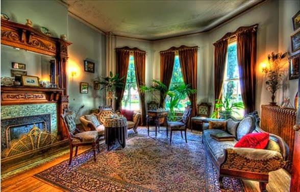 & Desain Ruang Tamu Etnik Untuk Memperindah Interior Rumah