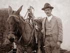 Henrique Fraga, o pedreiro que construiu a primeira caixa d'água em Altinópolis.