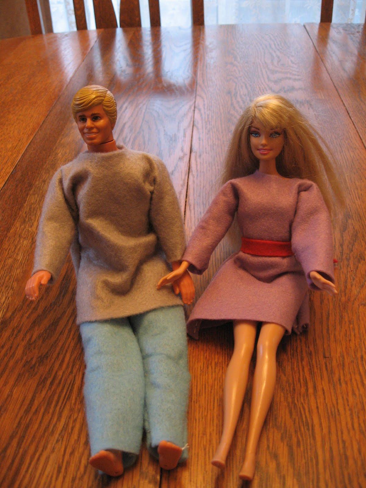 Русский народный костюм для Барби - Одежда для кукол 34