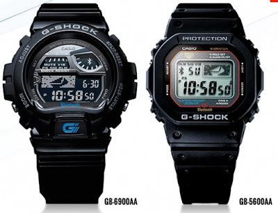 Relojes G-Shock de Casio